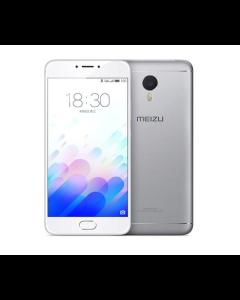 smartphone Meizu M3 Note OctaCore 5.5pulg 2GB 16GB plata y blanco