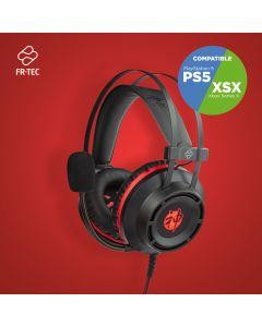 auriculares FR-TEC EBISU HD 50mm Led PS XBOX PC