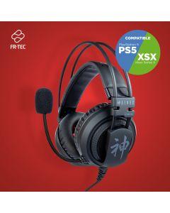 auriculares FR-TEC GENBU Gaming Sonido HD 50mm PS XBOX PC