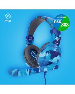 auriculares FR-TEC Asgard NJORD Gaming Sonido HD PS XBOX PC Embalaje Neutro