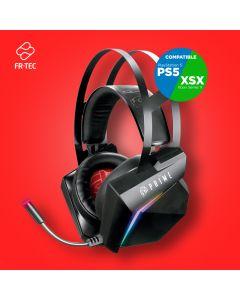 auriculares FR-TEC PRIME Gaming Led RGB PS XBOX PC MAC Embalaje Neutro