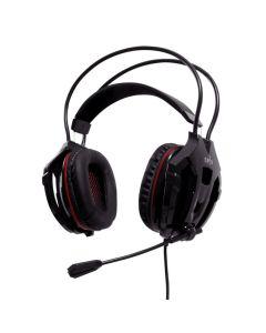 auriculares gaming Gamdias Eros 2 V2 GHS3200U Negro y Rojo