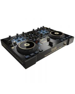 mesa mezclas Hercules 4780480 DJConsole RMX 2 Negro Oro