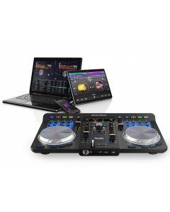 Mesa Mezclas Hercules Universal DJ, Android, iOS, PC y Mac
