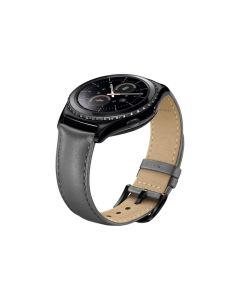 Correa Samsung Gear S2 Classic ORIGINAL Piel Gris ET-SLR73MSEGWW Talla Unica