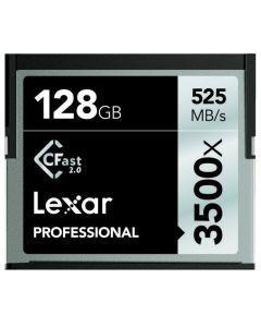 memoria Lexar Professional 3500x CFast 2.0 128GB