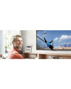 Muse M-280 CTV Auricular para televisor inalambrico con microfono amplificador