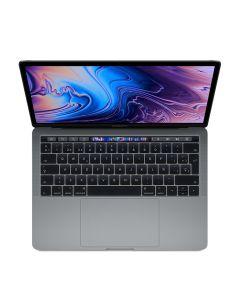 portatil Apple MacBook Pro 13p Touch Bar i5 8GB 128GB Gris Espacial MUHN2Y/A Cargador Rozado