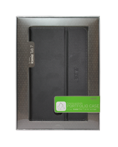 Funda Acer Iconia Tab 7 ORIGINAL A1-713 A1-713HD Negra