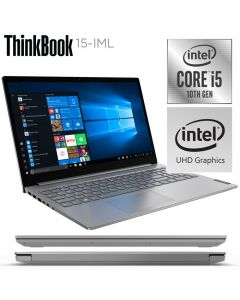 portatil Lenovo Thinkbook 15-IIL i5 10Gen 8GB 256GB FullHD Embalaje Estropeado