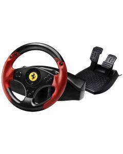 Volante gaming Thrustmaster Licencia Ferrari Rojo Legend Edition PS3 PC