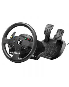 Volante Thrustmaster TMX Force Feedback PC Xbox One con pedales Gaming