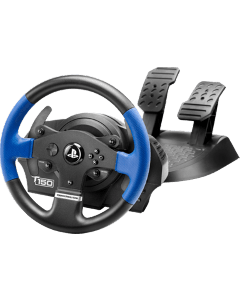 Volante Thrustmaster T150 FORCE FEEDBACK PS4 PS3 PC con pedales